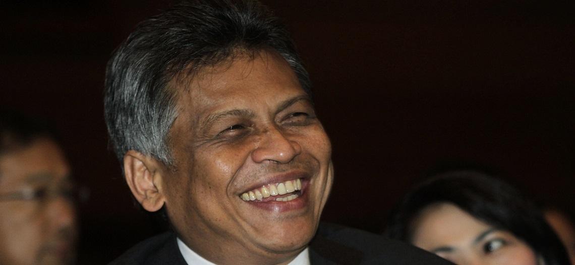 Surin Pitsuwan, © Reuters/Murdani Usman