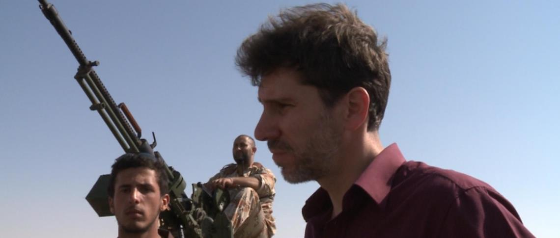 HD Representative in Libya, Spring 2011 - © Centre for Humanitarian Dialogue