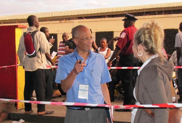 David Lambo - Polling day in Liberia, 2011